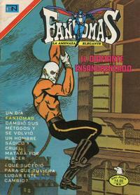 Cover Thumbnail for Fantomas (Editorial Novaro, 1969 series) #340