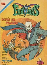 Cover Thumbnail for Fantomas (Editorial Novaro, 1969 series) #341