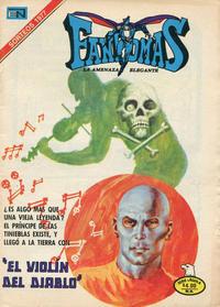 Cover Thumbnail for Fantomas (Editorial Novaro, 1969 series) #349