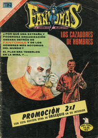 Cover Thumbnail for Fantomas (Editorial Novaro, 1969 series) #351