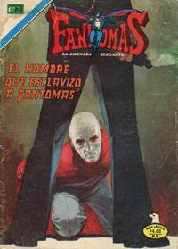 Cover Thumbnail for Fantomas (Editorial Novaro, 1969 series) #364
