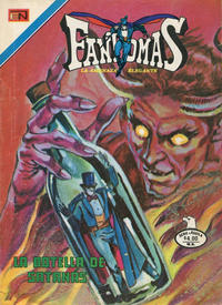 Cover Thumbnail for Fantomas (Editorial Novaro, 1969 series) #370