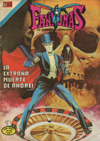 Cover Thumbnail for Fantomas (Editorial Novaro, 1969 series) #386