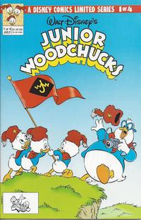 Cover Thumbnail for Walt Disney's Junior Woodchucks Limited Series (Disney, 1991 series) #1 [Direct]