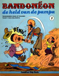 Cover Thumbnail for Bandonéon (CentriPress, 1980 series) #1 - De held van de pampa