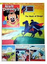 Cover Thumbnail for Walt Disney's Weekly (Disney/Holding, 1959 series) #v2#37