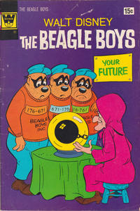 Cover Thumbnail for Walt Disney The Beagle Boys (Western, 1964 series) #16 [Whitman]