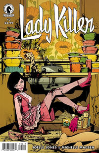 Cover Thumbnail for Lady Killer 2 (Dark Horse, 2016 series) #2