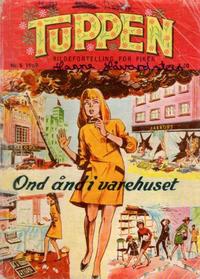 Cover Thumbnail for Tuppen (Serieforlaget / Se-Bladene / Stabenfeldt, 1969 series) #5/1969