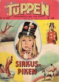 Cover Thumbnail for Tuppen (Serieforlaget / Se-Bladene / Stabenfeldt, 1969 series) #10/1970