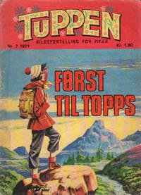 Cover Thumbnail for Tuppen (Serieforlaget / Se-Bladene / Stabenfeldt, 1969 series) #7/1971