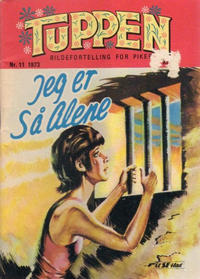 Cover Thumbnail for Tuppen (Serieforlaget / Se-Bladene / Stabenfeldt, 1969 series) #11/1973
