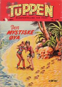 Cover Thumbnail for Tuppen (Serieforlaget / Se-Bladene / Stabenfeldt, 1969 series) #10/1971
