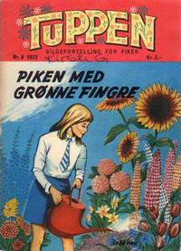 Cover Thumbnail for Tuppen (Serieforlaget / Se-Bladene / Stabenfeldt, 1969 series) #8/1972