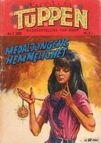 Cover Thumbnail for Tuppen (Serieforlaget / Se-Bladene / Stabenfeldt, 1969 series) #7/1972