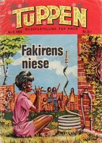 Cover Thumbnail for Tuppen (Serieforlaget / Se-Bladene / Stabenfeldt, 1969 series) #5/1972