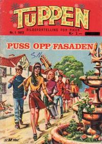 Cover Thumbnail for Tuppen (Serieforlaget / Se-Bladene / Stabenfeldt, 1969 series) #1/1972