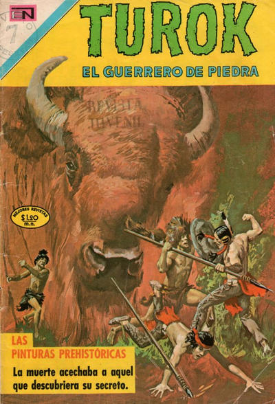 Cover for Turok (Editorial Novaro, 1969 series) #27