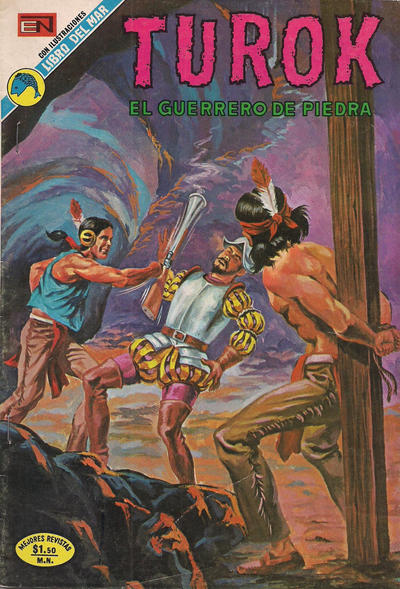 Cover for Turok (Editorial Novaro, 1969 series) #52