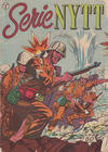 Cover for Serie-nytt [Serienytt] (Formatic, 1957 series) #19/1958