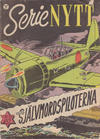 Cover for Serie-nytt [Serienytt] (Formatic, 1957 series) #22/1958