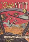 Cover for Serie-nytt [Serienytt] (Formatic, 1957 series) #25/1958