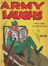 Cover for Army Laughs (Prize, 1951 series) #v17#12