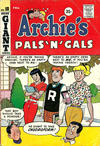 Cover for Archie's Pals 'n' Gals (Archie, 1952 series) #10 [Canadian Price Variant]