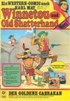 Cover for Winnetou und Old Shatterhand (Condor, 1977 series) #1
