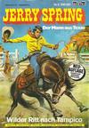 Cover for Jerry Spring (Bastei Verlag, 1978 series) #5