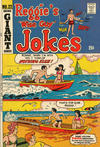 Cover for Reggie's Wise Guy Jokes (Archie, 1968 series) #22