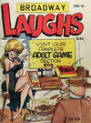 Cover for Broadway Laughs (Prize, 1950 series) #v7#6