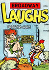 Cover for Broadway Laughs (Prize, 1950 series) #v14#12