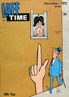 Cover for Laff Time (Prize, 1963 ? series) #v11#7