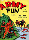 Cover for Army Fun (Prize, 1952 series) #v9#8