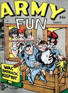 Cover for Army Fun (Prize, 1952 series) #v6#8