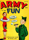 Cover for Army Fun (Prize, 1952 series) #v4#8