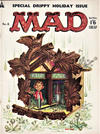 Cover for Mad (Thorpe & Porter, 1959 series) #6