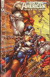 Cover for Fighting American: Dogs of War (Awesome, 1998 series) #1 [Cover A]