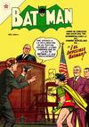 Cover for Batman (Editorial Novaro, 1954 series) #9