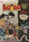 Cover for Batman (Editorial Novaro, 1954 series) #3