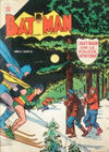 Cover for Batman (Editorial Novaro, 1954 series) #6