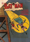 Cover for Batman (Editorial Novaro, 1954 series) #22