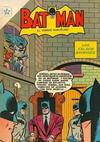 Cover for Batman (Editorial Novaro, 1954 series) #26