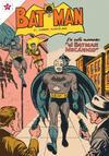 Cover for Batman (Editorial Novaro, 1954 series) #29