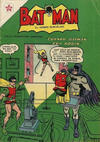 Cover for Batman (Editorial Novaro, 1954 series) #33