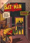 Cover for Batman (Editorial Novaro, 1954 series) #37