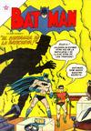 Cover for Batman (Editorial Novaro, 1954 series) #39