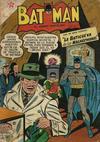 Cover for Batman (Editorial Novaro, 1954 series) #59