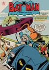 Cover for Batman (Editorial Novaro, 1954 series) #63